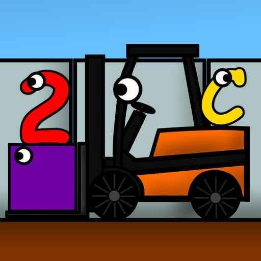 Kids Trucks: Preschool Learning iOS App
