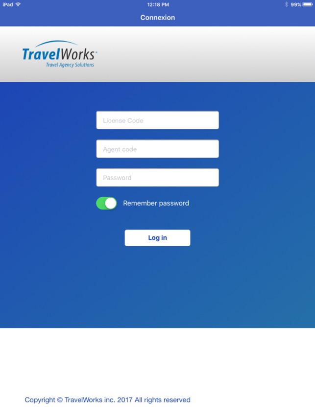 TravelWorks on the App Store