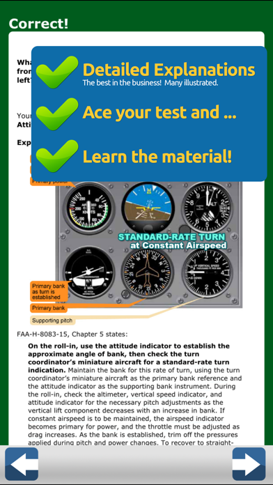 FAA IFR Instrument Rating Prep App Download - Education