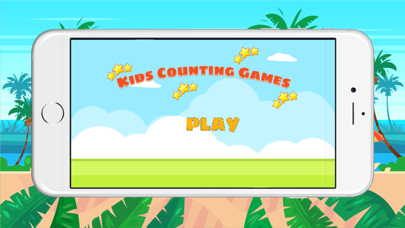 Fruits counting : Number maths games screenshot one