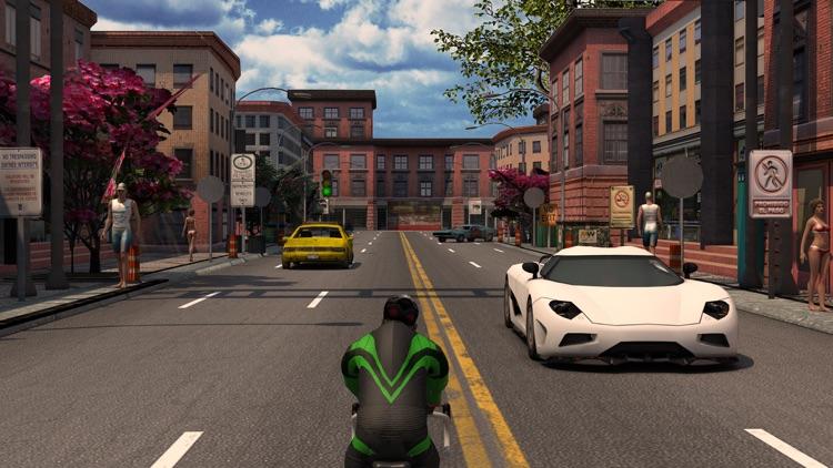 Bicycle Racing Simulator 17 - Extreme 2D Cycling screenshot-3