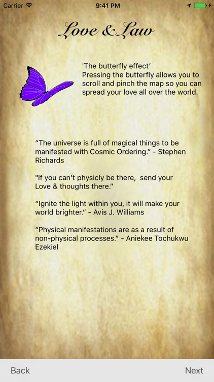 Love&Law - The Law of Attraction screenshot-4
