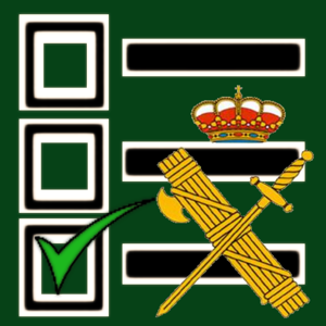 Test Me In Guardia Civil app