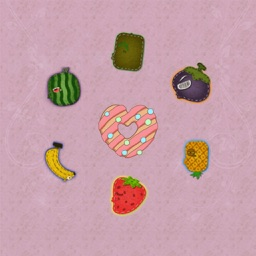 Five In A Row - Fruit Version - Color Line - Link5