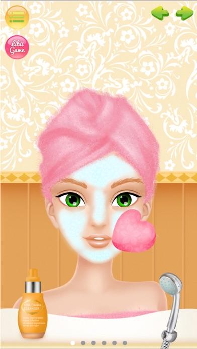 ... Wedding Salon - Girls Makeup, Dressup and Makeover screenshot ...