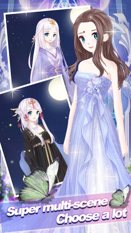 Ancient Princess - Beauty girl DressUp Games screenshot-3
