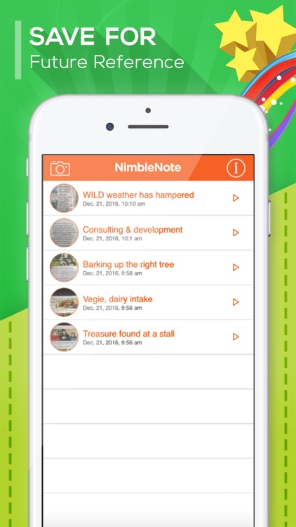 NimbleNote - Interactive Documents for Summary