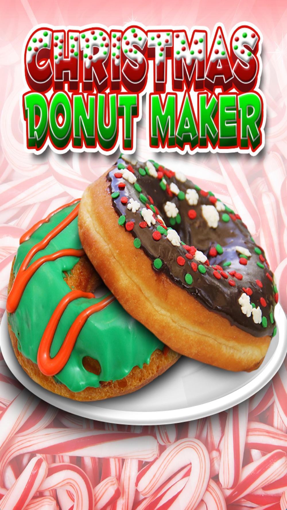 Christmas Donut Maker – Dessert Cooking Baker Game Cheat Codes