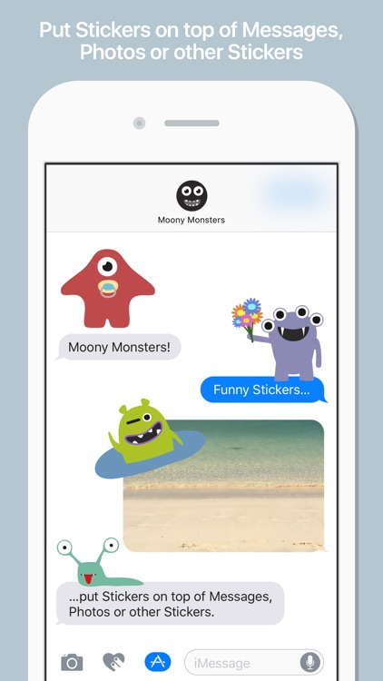 Moony Monsters screenshot-3