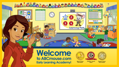 ABCmouse.com iPhone