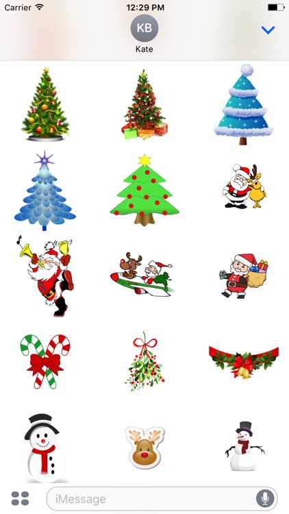 Xmas Best Stickers