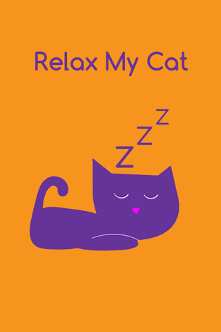 Relax My Cat - Music For Cats - náhled