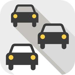 Traffic Jam Map