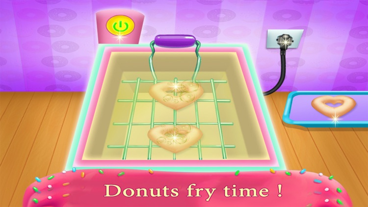 Donut Maker Cooking Restaurant: Cooking Games