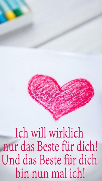 Flirtsprüche - Coole Sprüche: Flirten Spruchbilder screenshot 2