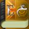 App Icon for القاموس الذهبي App in Belgium IOS App Store