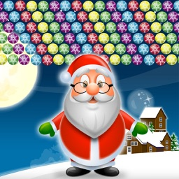 Bubble Shooter New Year - Winter holidays