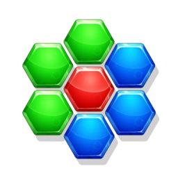 HEXAGON PUZZLE - Simple Puzzle Game