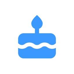 B'days - Countdown & Reminder for Happy Birthdays