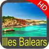 Balearischen Ins. Seekarte HD