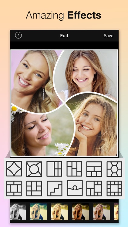 Photo Collage Scrapbook Maker screenshot-2