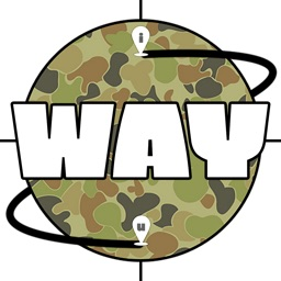 TheWAY - Share your GPS position and map locations