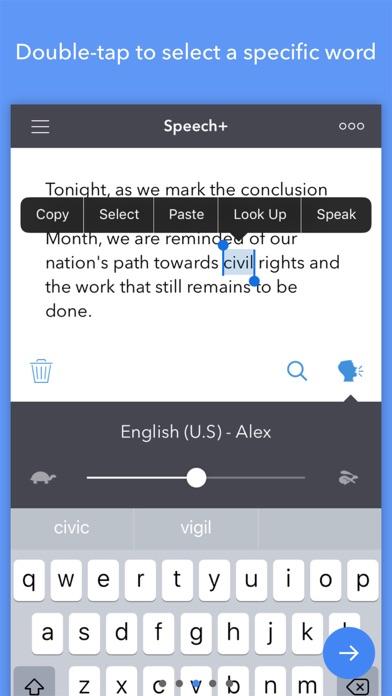 Look Up Pro: Pronunciation Checker & Dictionary screenshot three
