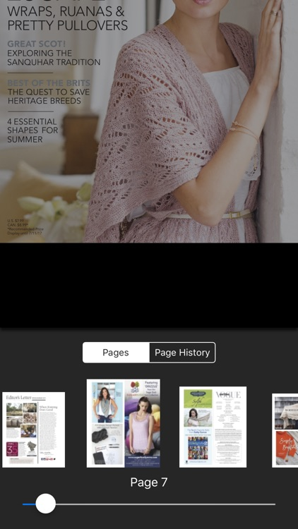 Vogue Knitting Magazine screenshot-3