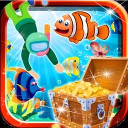Underwater World : Diver Adventure Games