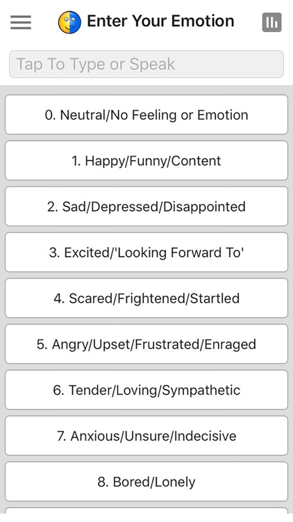 Emotions Tracker Dr. Grif screenshot-3