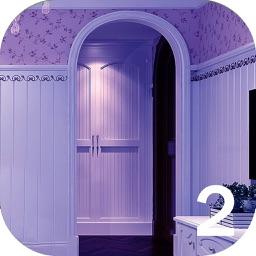 Logic game door of room 2
