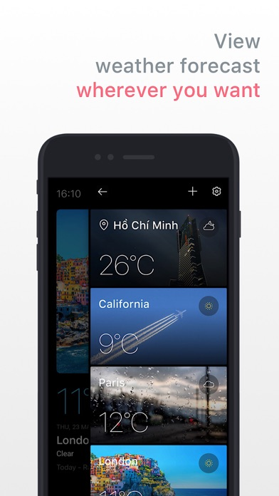download Today Weather - Forecast apps 0
