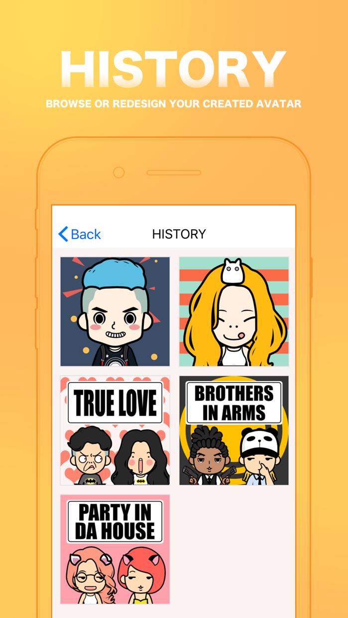 FaceQ Screenshot