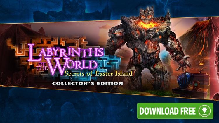 Labyrinths of the World: Secrets of Easter Island screenshot-4