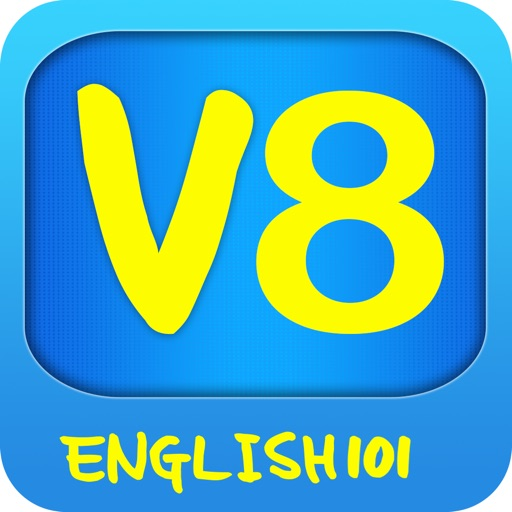 English 101 : Vol 8 icon