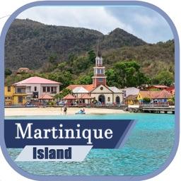 Martinique Island Travel Guide & Offline Map