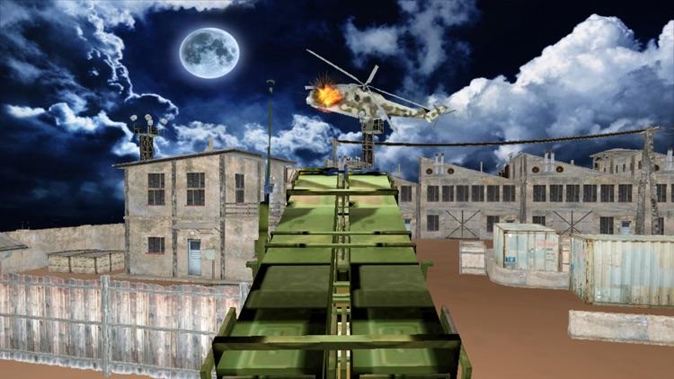 VR Anti Aircraft Patriot Gunner Strike Action Game screenshot-4