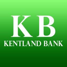 Kentland Bank Mobile Banking for iPad