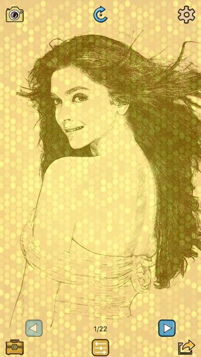 Photo Sketch - Doodle EffectsScreenshot von 4