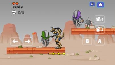 Robot Werewolf Toy Robot War screenshot three