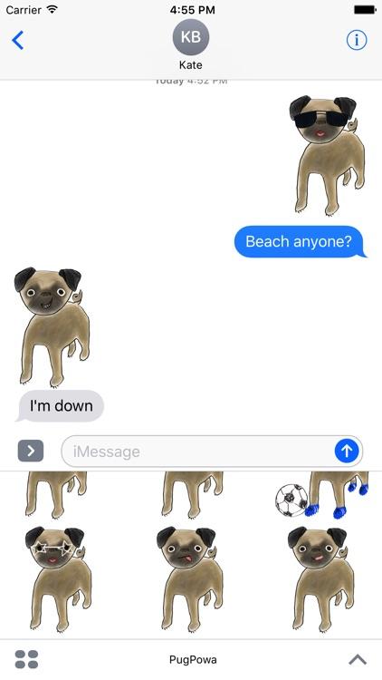 Pug Powa screenshot-3