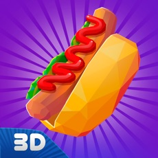 Activities of Hot Dogs Maker: Fast Food Chef Simulator