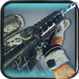 Ícone do app Real Strike-The Original 3D AR FPS Gun app