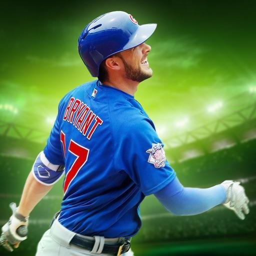 MLB Tap Sports Baseball 2017 app logo