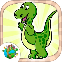Dino mini games – Fun with dinosaurs