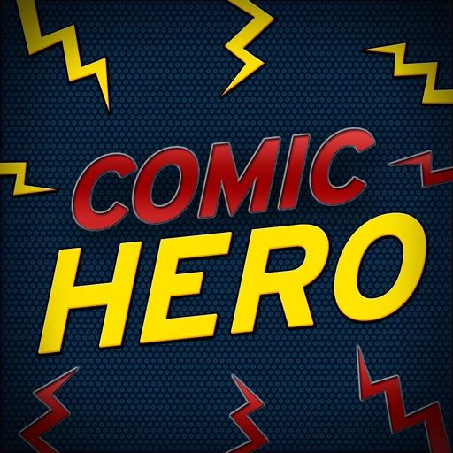 Comic Hero - Say it like your favorite superhero