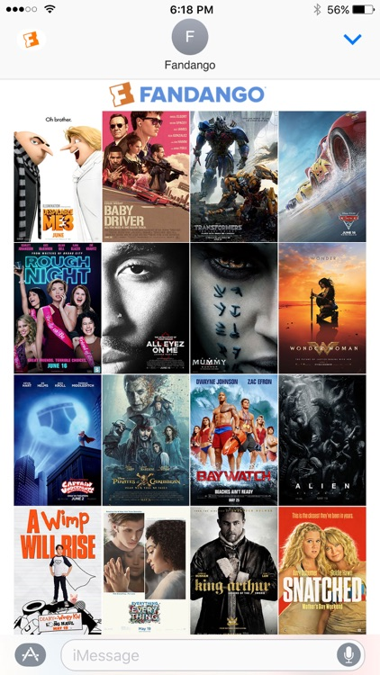 Fandango Movies - Times + Tickets