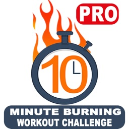 10 Minute Workout Challenge HIIT Workout - PRO