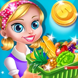 Fashion Girl Shopping Mall Games for Kids