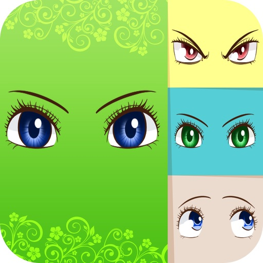 Eye Expressions - Emojis for Chat